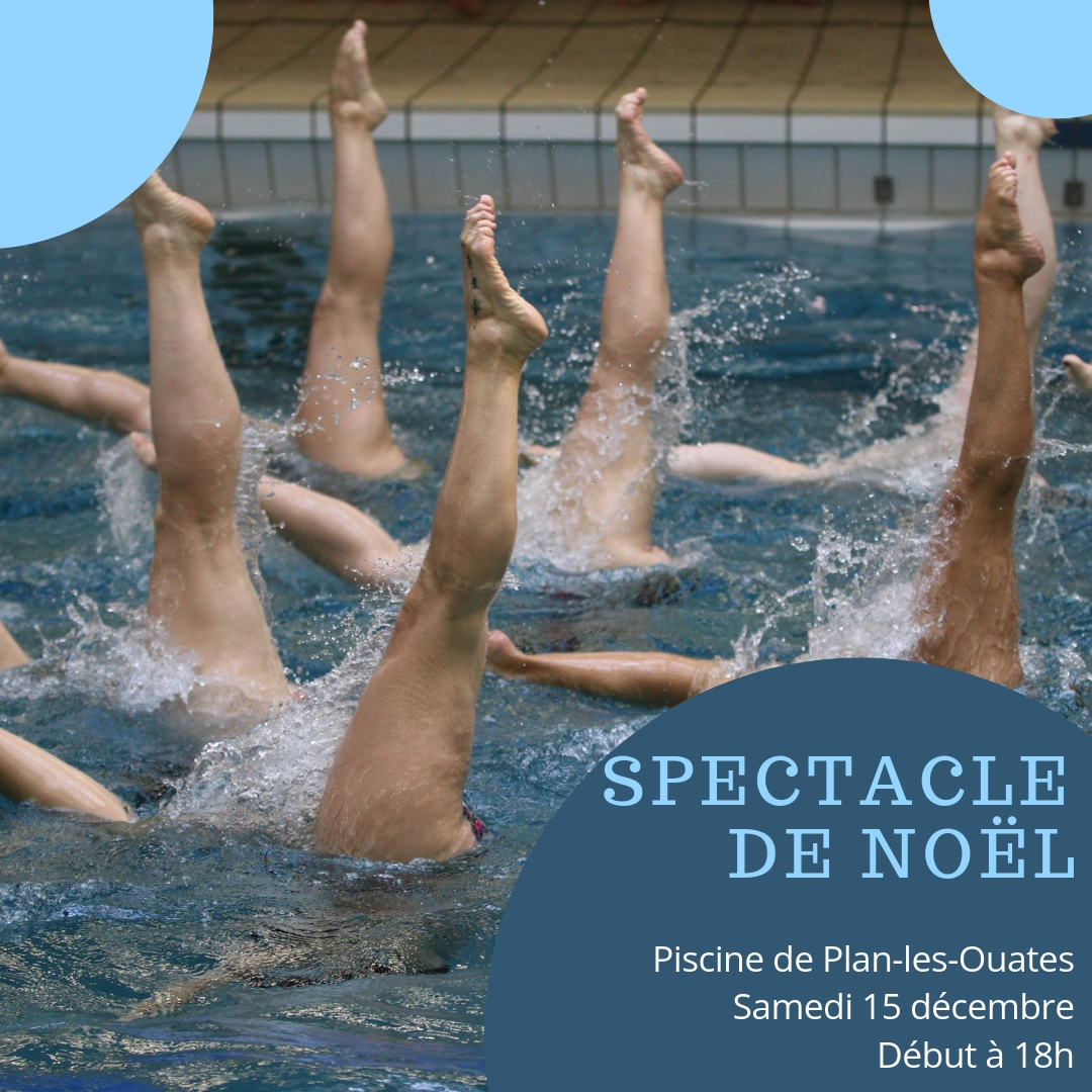 Invitation au spectacle de Noël